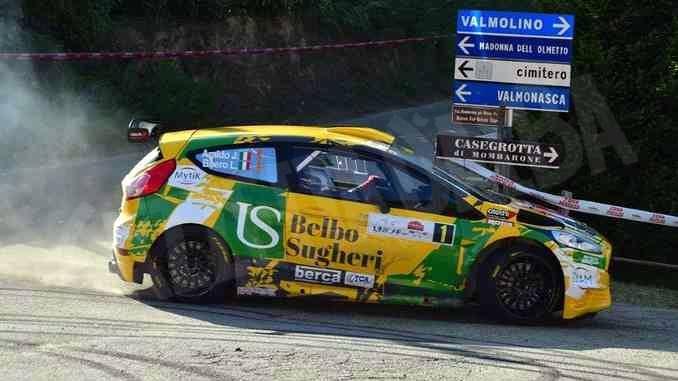 Nel fine settimana nell'Astigiano si corre il Rally del tartufo 1