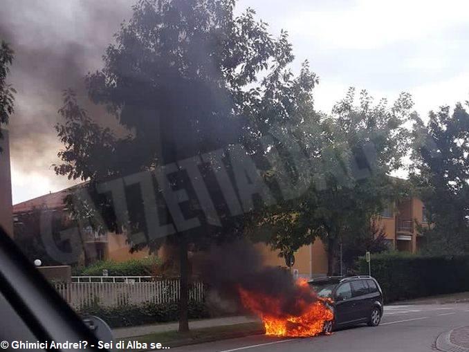 auto brucia corso europa