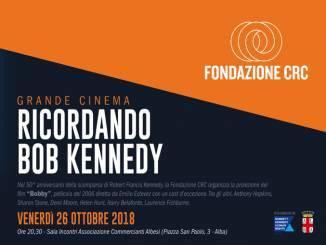 """Venerdì 26 ottobre proiezione del film """"Bobby"""" in ricordo di Bob Kennedy"""