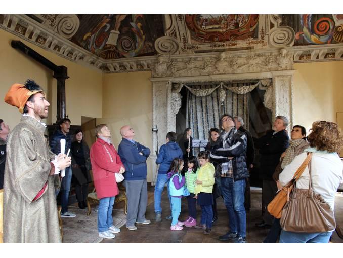 castello di Sanfrè con Paolo Tibaldi