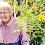 La storica portalettere Maria 'd Falèt ha tagliato il traguardo dei 102 anni!