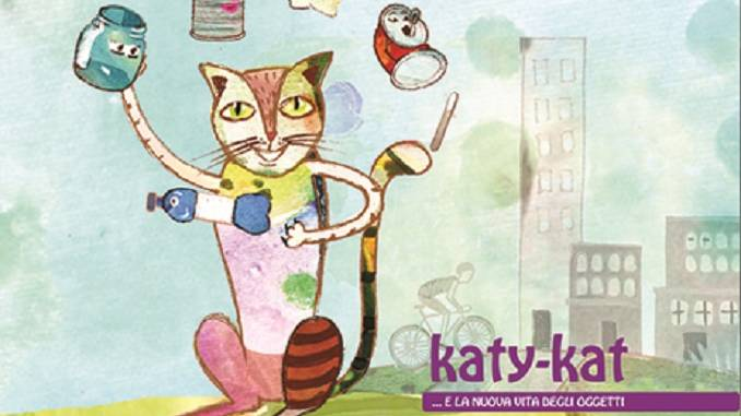 L'ecologia spiegata ai bambini con Katy Kat, la