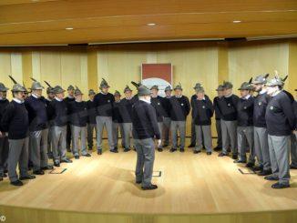 A Narzole sabato concerto del coro alpino Grigna di Lecco
