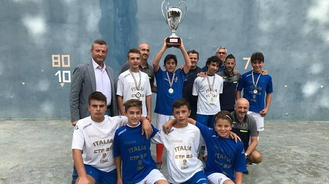 Ctf: gran finale di stagione negli sferisteri di Ricca d'Alba e Canale