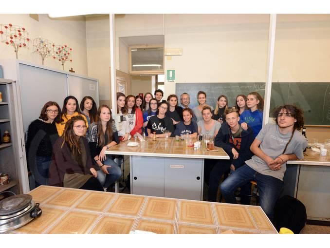 cucina molecolare liceo da vinci Classe 5a Cs – 1