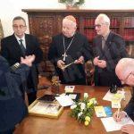 Domani arriva ad Alba la reliquia di san Giovanni Paolo II
