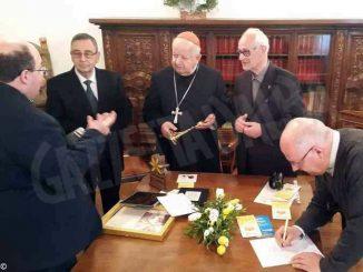 Domani arriva ad Alba la reliquia di san Giovanni Paolo II 1