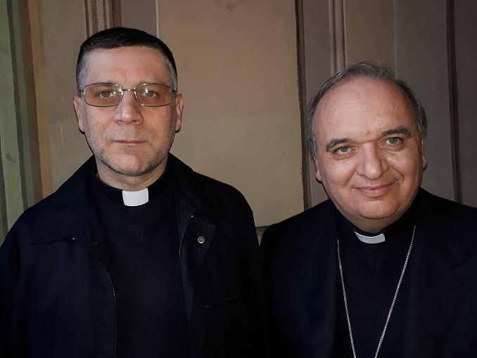 foto monsignor mellino e monsignor brunetti (1)