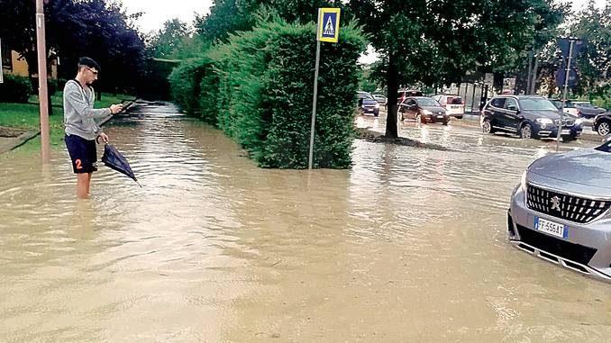 Nubifragio: oltre 50 danneggiati