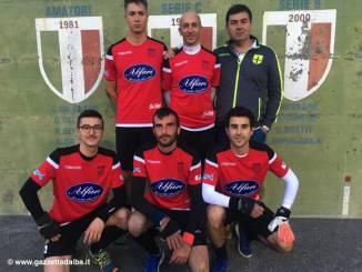 Pallapugno Serie B: l'Alfieri Albese in finale