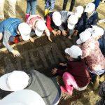 L'avventura nell'orto dei bambini dell'asilo Città di Alba. Ecco le foto