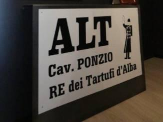 A Mombercelli si inaugura la tartufaia intitolata al commendator Roberto Ponzio