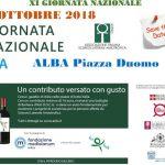Domenica 7 ottobre, in piazza Duomo, c'è lo stand contro la Sla