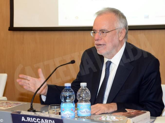 Andrea Riccardi storico