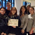 Gli allievi di Alba Accademia vincono due competizioni gastronomiche