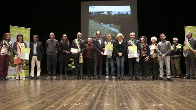 Dopo l'Unesco, Agisco! Monticello sul podio dei vincitori