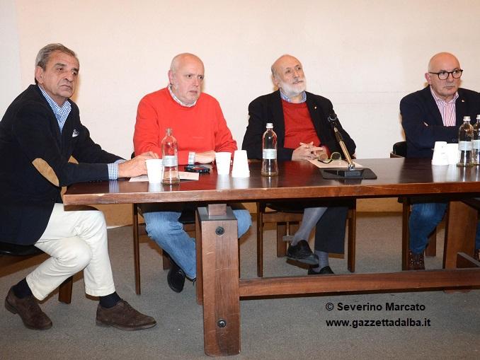 Da sx Prandi-Borgogno-Petrini-Greco 14