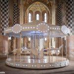Prosegue fino al 6 gennaio 2020 la mostra della giostra di Nina di Valerio Berruti a Roma