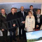 Inaugurato a La Morra il belvedere virtuale sulle Langhe