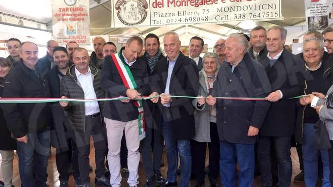 """Mondovì:  seconda giornata di """"Peccati di Gola & XXI Fiera regionale del tartufo"""""""