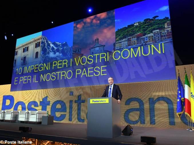 Poste incontra i Sindaci d'Italia_Matteo Del Fante