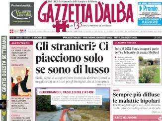 La copertina di Gazzetta in edicola martedì 6 novembre