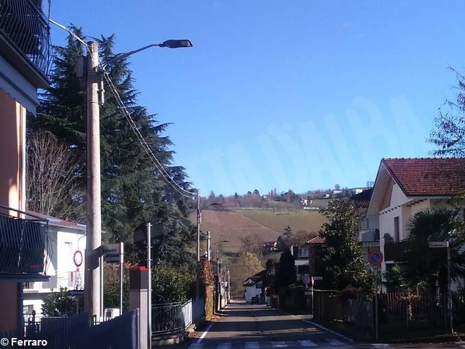 minazione pubblica, Alba lavora sul risparmio energetico 1