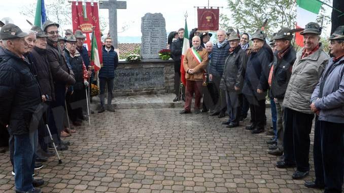 Il monumento ai caduti a Santa Rosalia è salvo