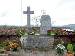 Il monumento ai caduti a Santa Rosalia è salvo 5