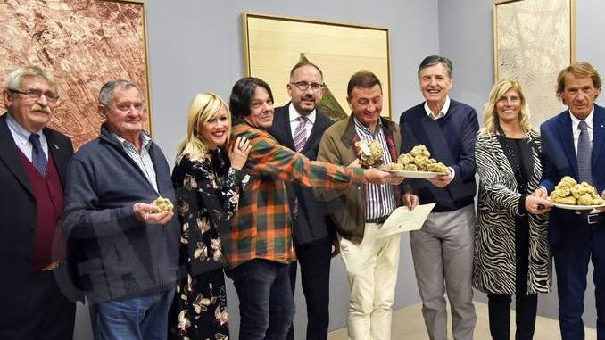 """Eccellente debutto per l'iniziativa  """"Asti palazzi del gusto. I mille profumi del Monferrato"""" 1"""