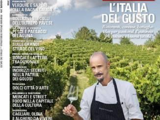 """""""Bell'Italia"""" mette in copertina lo chef Enrico Crippa"""