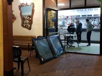 Santa Vittoria: furto al Centro sociale, appello del sindaco per scovare i responsabili