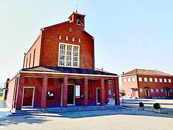 chiesa vaccheria