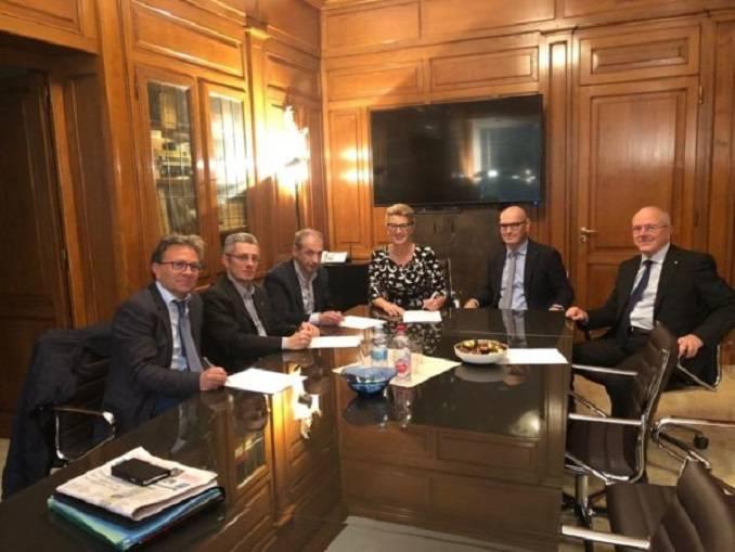 Firmato in Confindustria l'accordo coi sindacati per la formazione 4.0 dei lavoratori