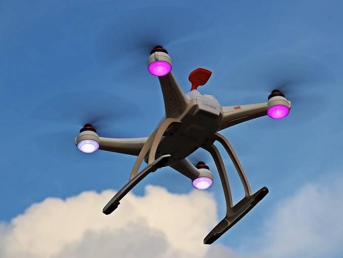 Monitoraggio persone in città: in piazza Medford un drone con raggio di ripresa di 14 km