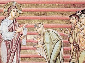 Una povera vedova è il modello per i discepoli