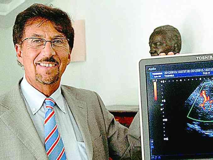 Il neurologo Giovanni Asteggianoiù