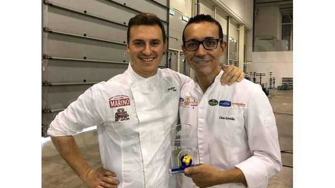 Il pizzaiolo Stefano Vola ambasciatore della dieta mediterranea