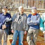 Tutte le associazioni hanno collaborato alla cura del santuario dei Piloni