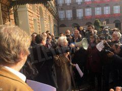 Attacchi alla stampa, i giornalisti in piazza a Torino 5