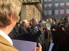 Attacchi alla stampa, i giornalisti in piazza a Torino 6