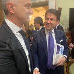 Anche Enrico Allasia, presidente Confagricoltura all'incontro di Roma sulla Tav