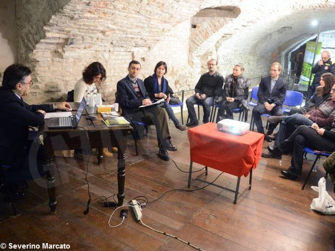 Una delegazione dell'Azerbaijan in visita al patrimonio Unesco