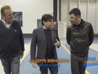 Sulla Rai l'intervista agli imprenditori Giuseppe Bernocco e Sebastiano Astegiano