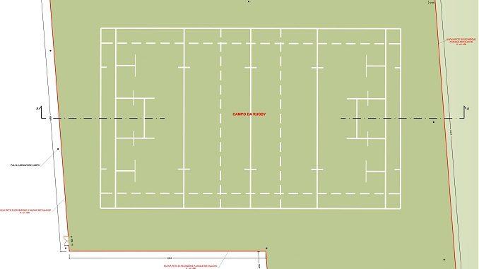 Alba: ecco in anteprima come sarà il campo da Rugby