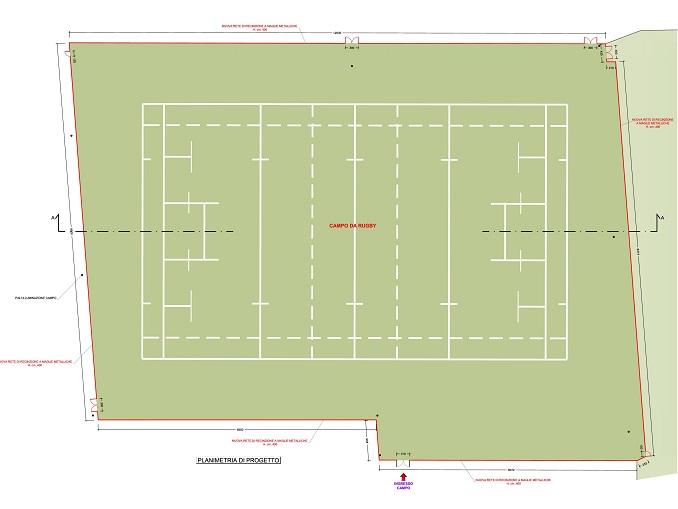 Alba un campo da rugby sarà presto realizzato in città atnews