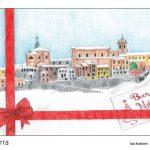 I bambini di La Morra disegneranno gli auguri di Natale