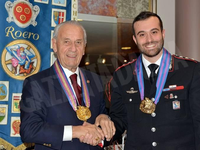 Carlo e capitano Conte
