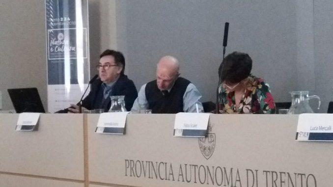 Roberto Cerrato a Trento per raccontare i paesaggi vitivinicoli di Langhe, Roero e Monferrato