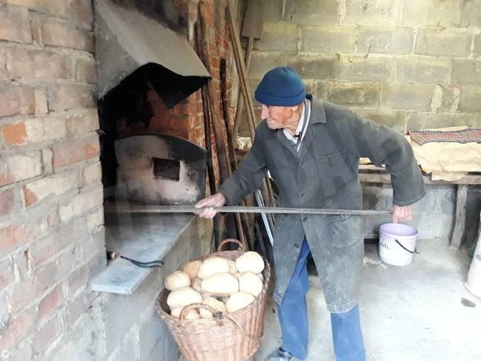 Giuseppe Lora, un fornaio d'altri tempi 1